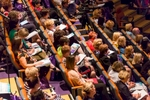 View of delegates attending a plenary session at Cancer Nurses Society of Australia 19th Annual Congress in Cairns