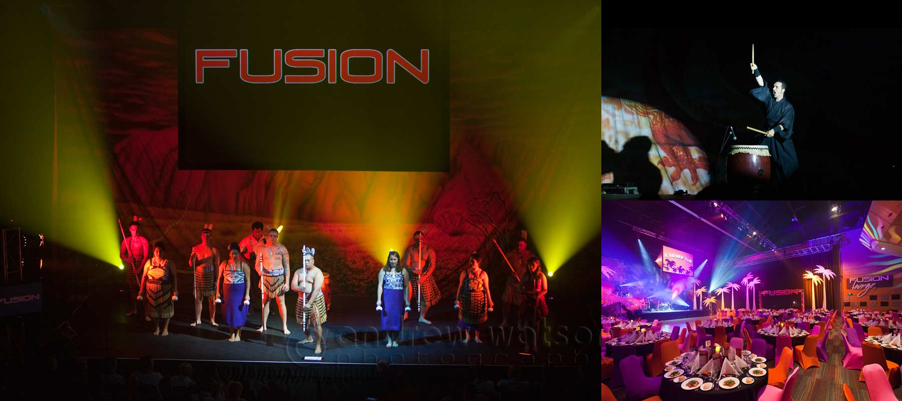 Conference Photography - Images captured at FUSION Conference opening night, Cairns Convention Centre