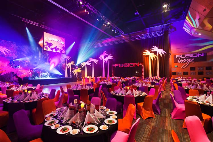 Conference & Event Photography - Image captured at FUSION Conference gala dinner, Cairns Convention Centre