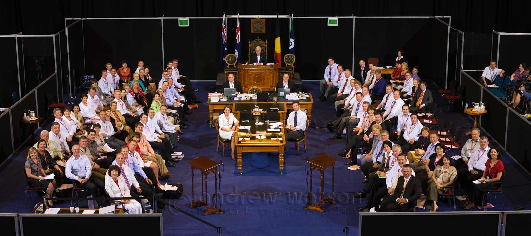 Events Photography - Images captured at FNQ Regional Parliament, Cairns Convention Centre