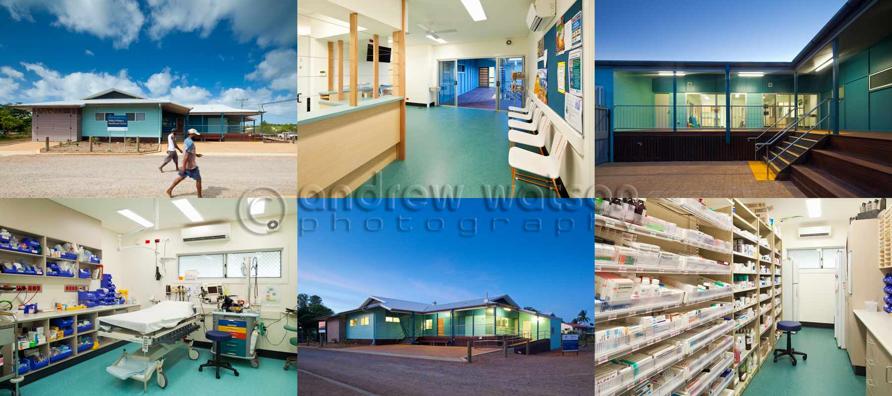Architecture Photography - Saibai Island Primary Health Care Facility, Torres Strait