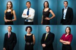Corporate Photography - Location studio portraits for a Cairns financial services company