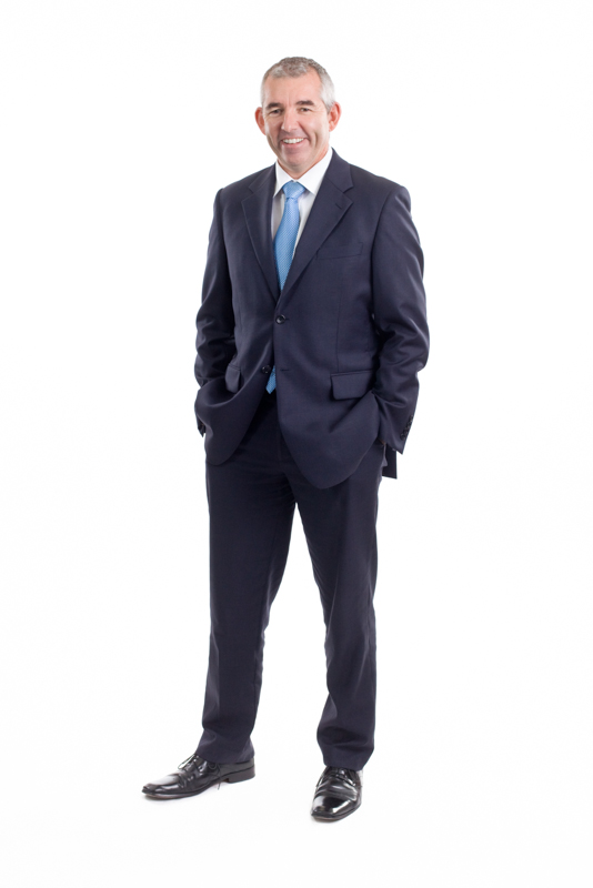 Studio style business portraits for a North Queensland accountancy firm
