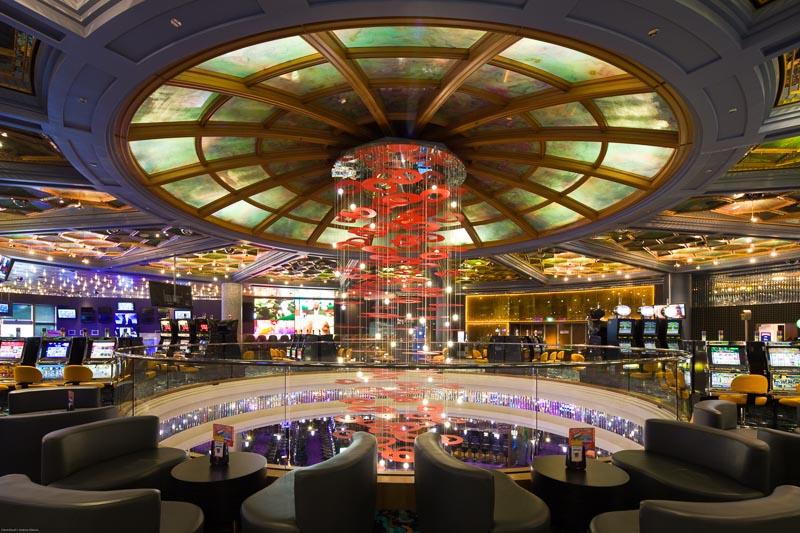 Pullman Reef Hotel Casino interior design, Cairns