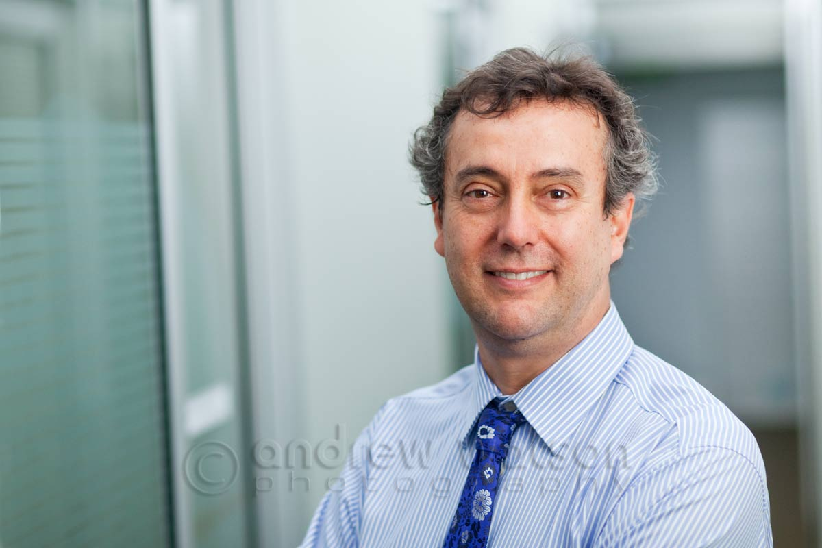 Corporate Photography - Environmental corporate headshots for therapeutic drug development firm