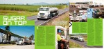 Magazine Photography - Troncs Transport and Columbia Freightliner trucks.  Inside story for Driveline Magazine.