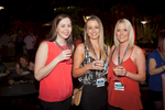Social pic of delegates at welcome reception for Ausure 2012 Conference in Cairns