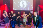 Delegates on the dance floor at the Gala Dinner & Awards Night for Wella Professionals National Conference in Cairns