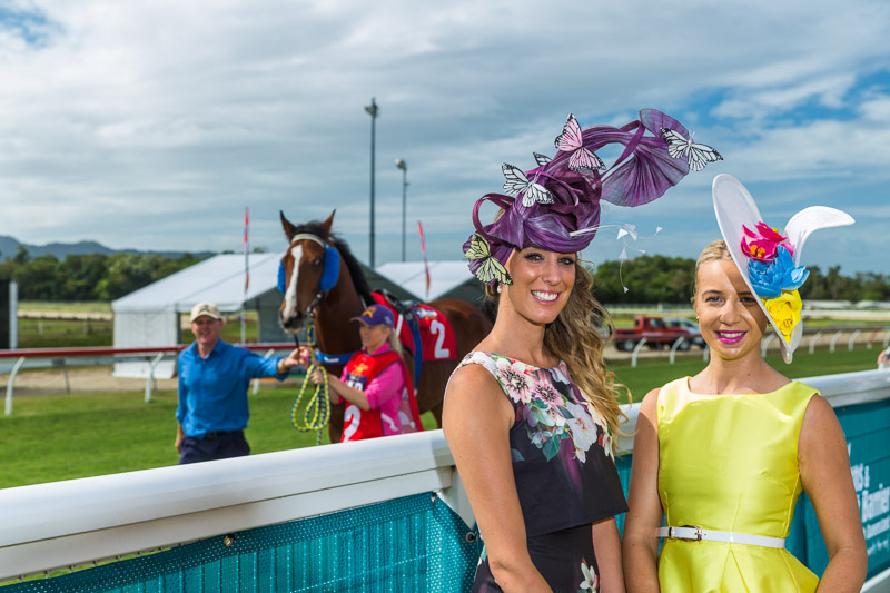 Ladies Day at Cairns Amateurs Racing Carnival 2015
