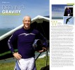 Editorial Photography - Greg Newnham, Airplay Hang Gliding School.  Inside story for CityLife Magazine.