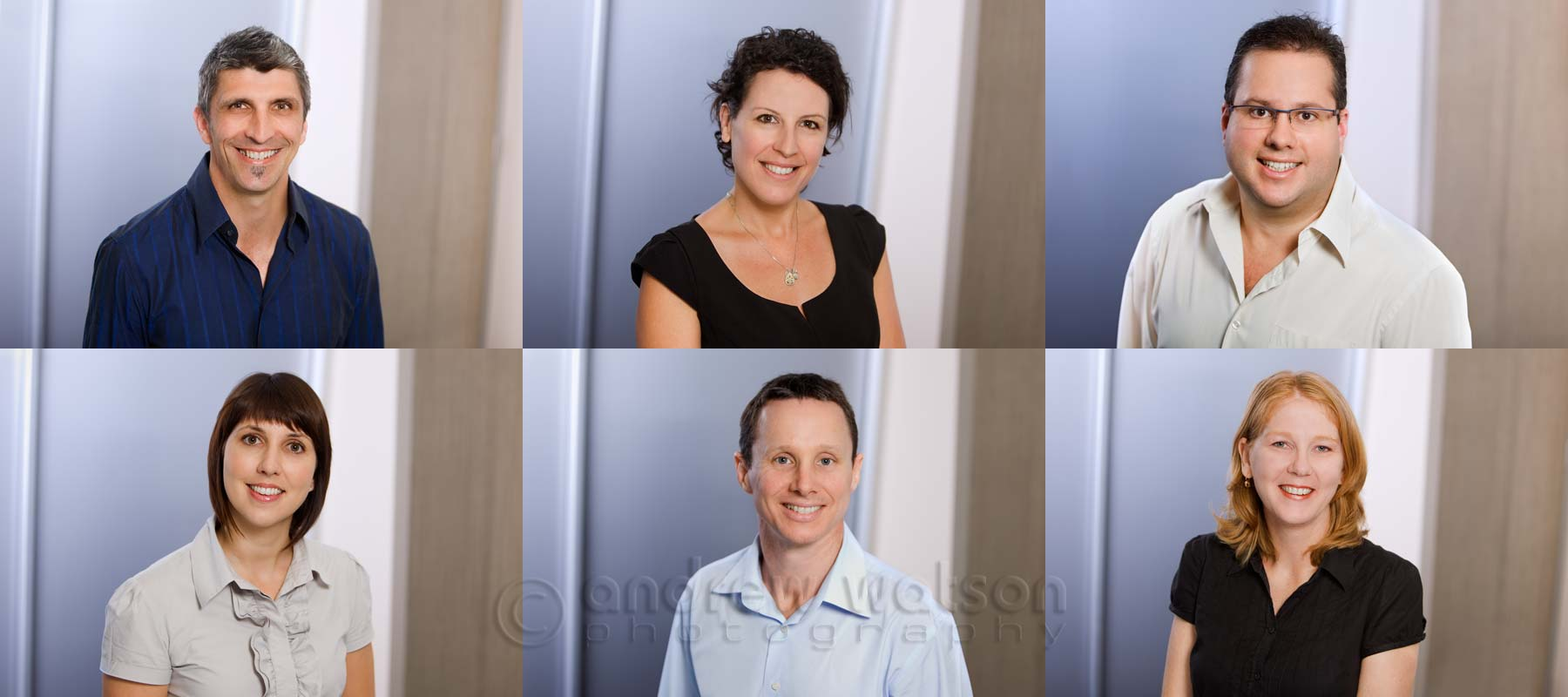 Corporate Photography - Environmental corporate headshots for North Queensland accountancy firm