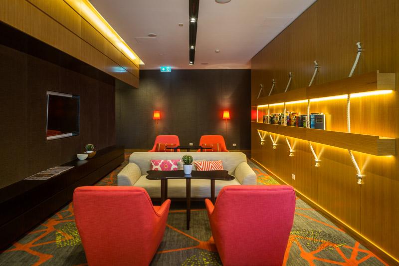 Shangri-La Horizon Club Lounge, Cairns