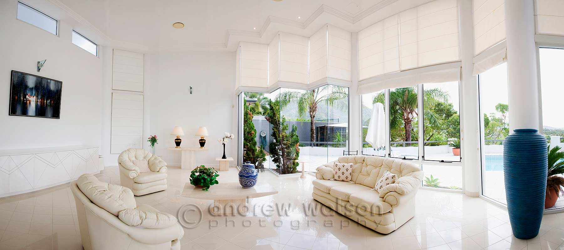 Interiors photography - Residential home, Cairns