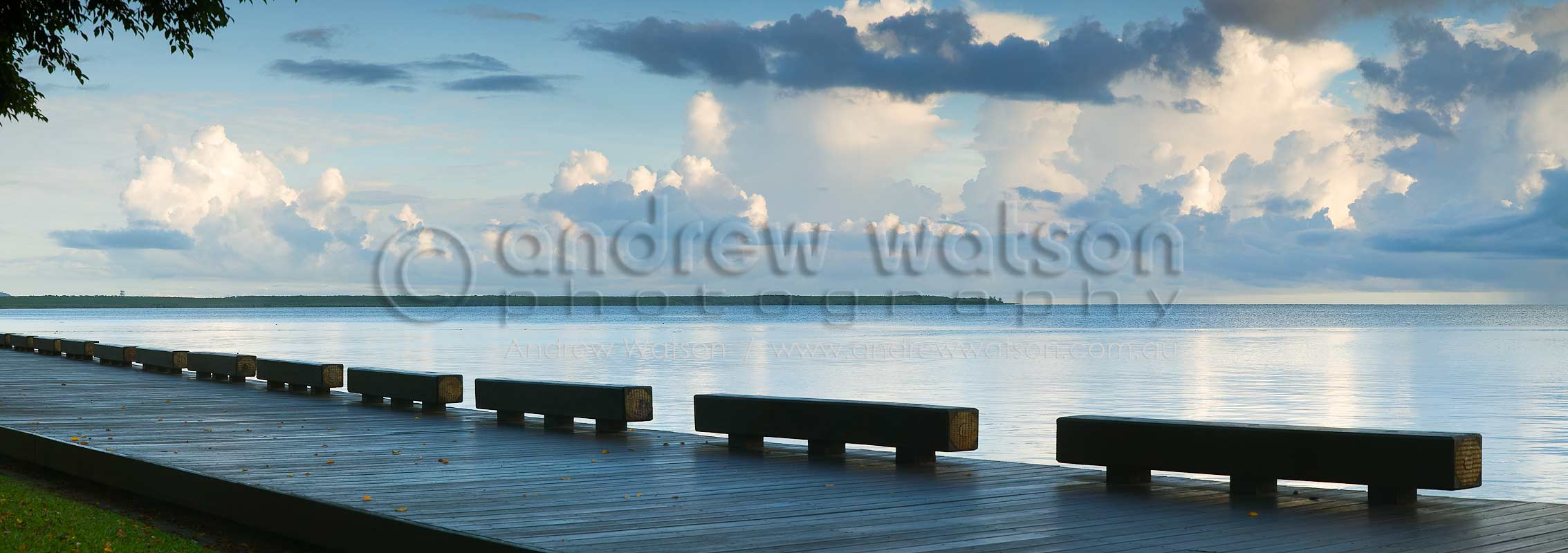 Esplanade boardwalkCairns, North QueenslandImage available for licensing or as a fine-art print... please enquire