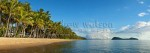 Looking north along Palm Cove to Double IslandPalm Cove, North QueenslandImage available for licensing or as a fine-art print... please enquire