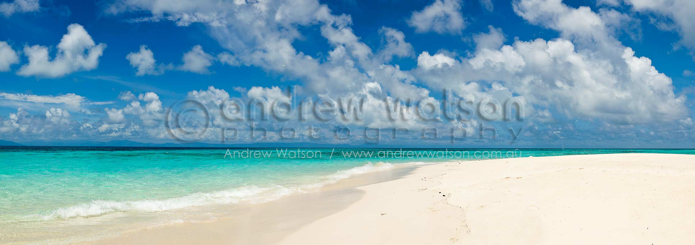 Vlassof Sand Cay in the Great Barrier ReefCairns, North QueenslandImage available for licensing or as a fine-art print... please enquire