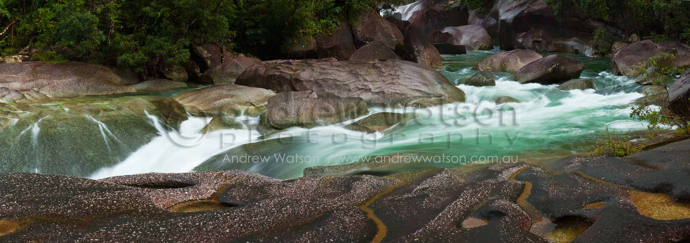 Devil's Pool at Babinda BouldersBabinda, North QueenslandImage available for licensing or as a fine-art print... please enquire
