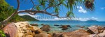 View along beach at Welcome BayFitzroy Island, Cairns, North QueenslandImage available for licensing or as a fine-art print... please enquire