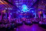 Tanks Arts Centre interior themed forAVA Annual Conference gala dinner in Cairns