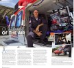 Editorial Photography - Paul Tongue, Emergency Management Queensland.  Inside story for CityLife Magazine.