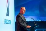 Bridgestone Australia CEO speaking at the 2016 Family Channel Conference in Port Douglas