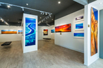 Photograper artworks in the Peter Jarver Gallery in Cairns