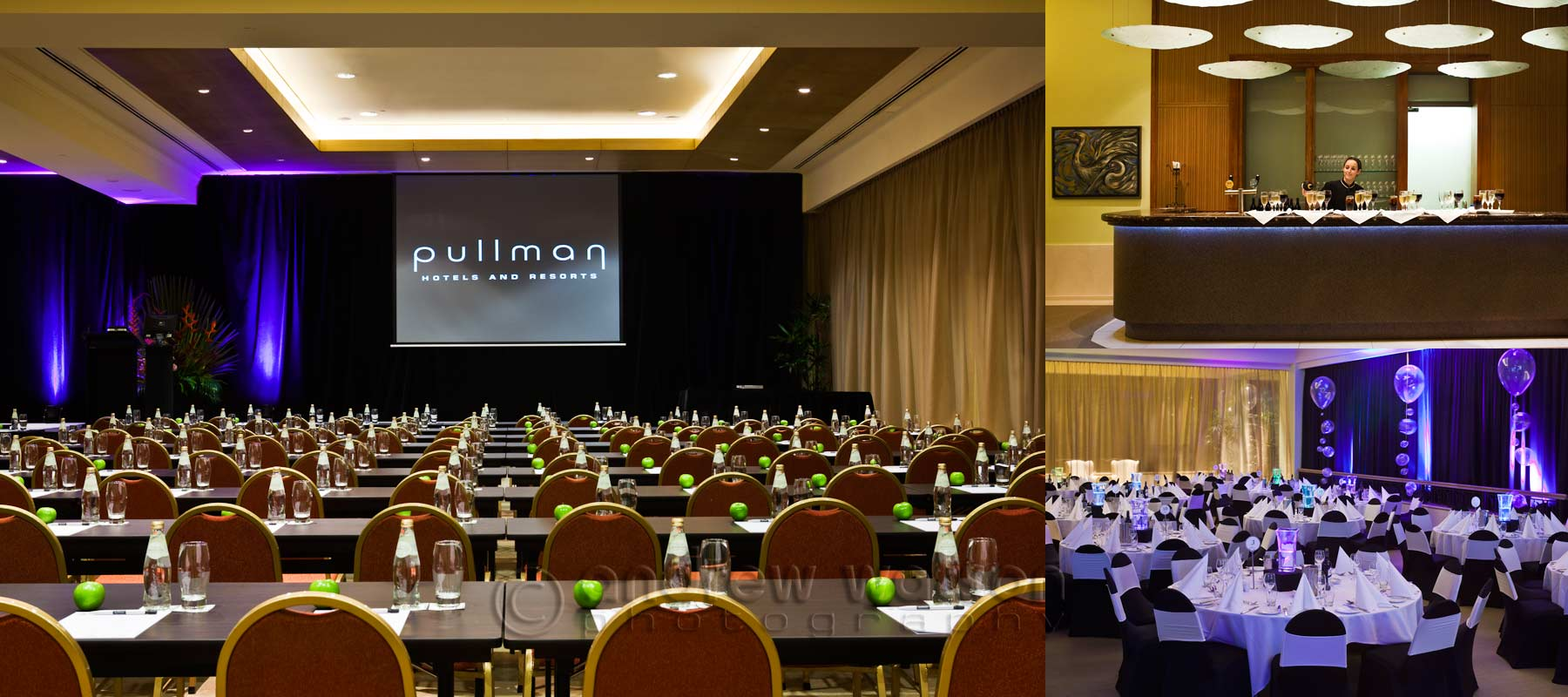 Hotel photography - Pullman Reef Hotel Casino, Cairns