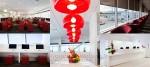 Interiors photography - Qantas Club lounge at Cairns Airport