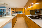 Kitchen interior for Marina Quay property, Cairns