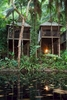 Villas amidst the tropical rainforest at Daintree Eco Lodge and Spa, near Port Douglas