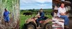 Editorial Portrait Photography - Farmer in the Far North