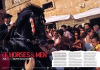 Travel Photography - The horse festival of Sant Joan in Menorca, Spain.  Writing and photography for Get Lost! Magazine.