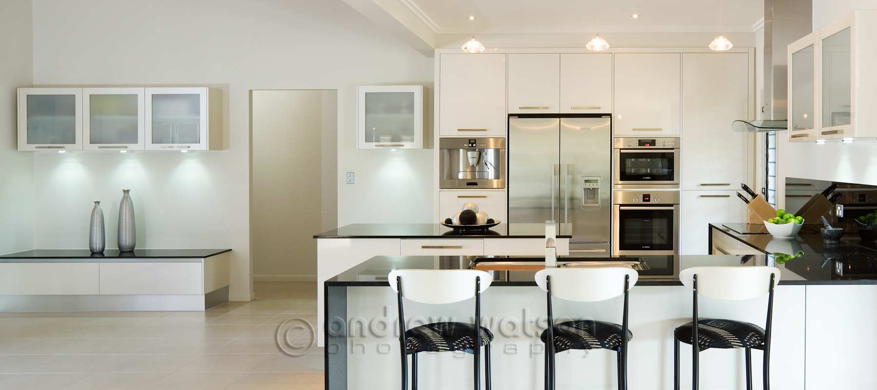 Interior photography - New kitchen installation