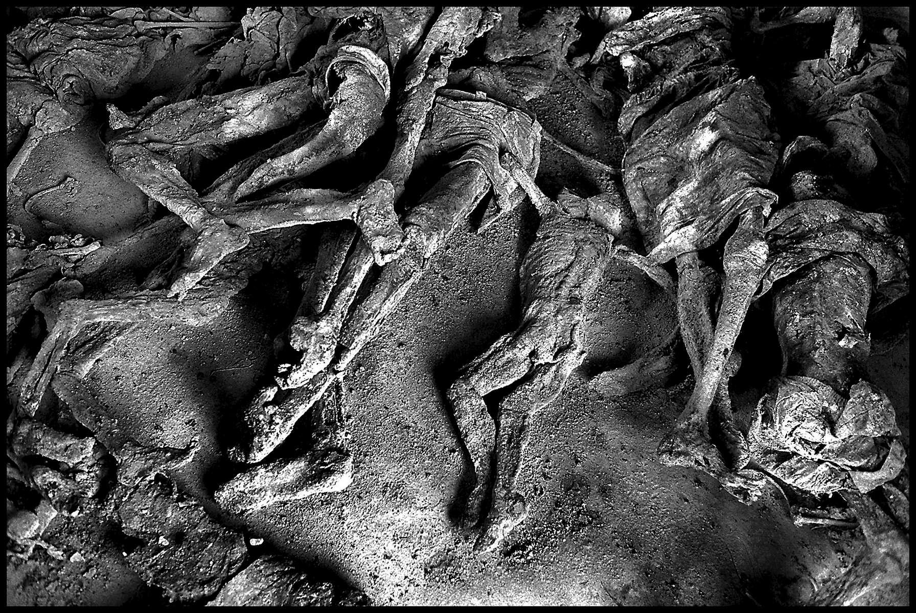 Genocide site, Rwanda