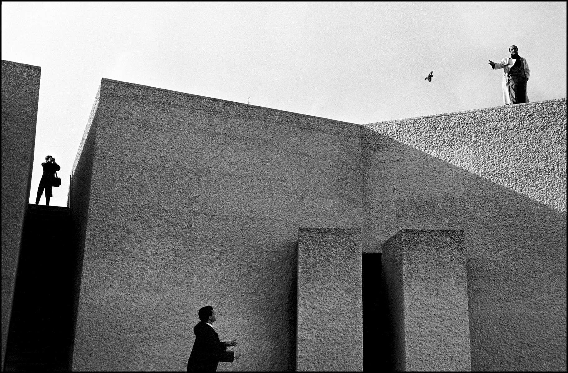Holocaust Deportation Memorial, Paris