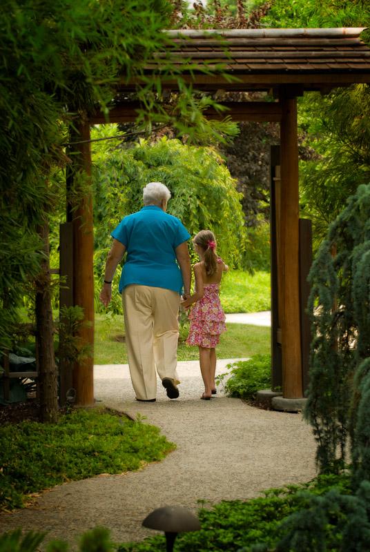 Grandma's Secret Garden