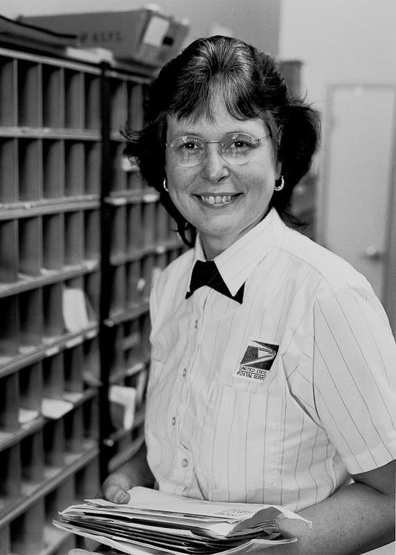 Postmaster Sandy