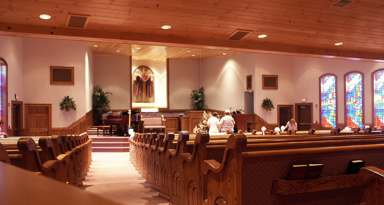 Spruce Pine Baptist Worship Facilities
