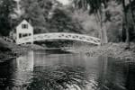 The Somesville Bridge in Bar Harbor, Maine