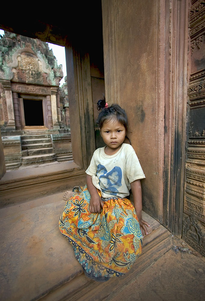 the children of Angkor Wat