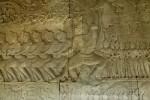 bas-relief friezes