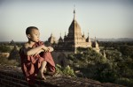 The temples of Pagan, Burma