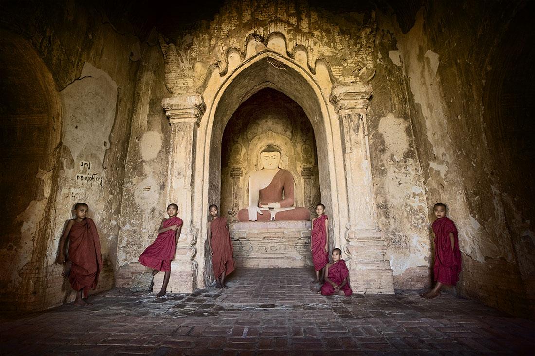 Pagan, Burma
