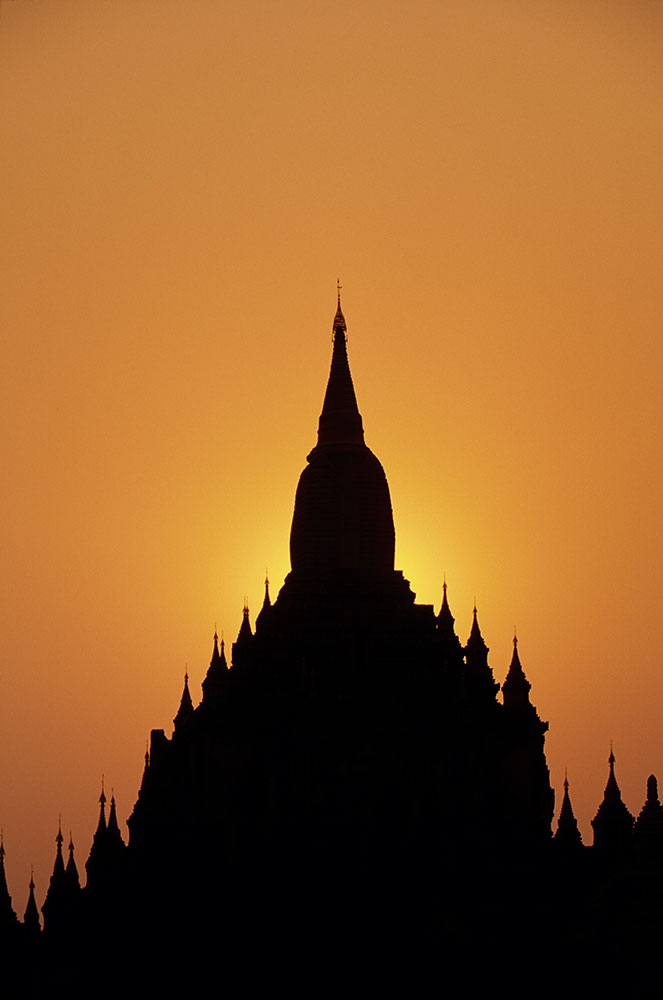 <b>The incredible temples of Pagan, Burma</b>