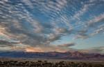 Sunset on the Mesquite sand dunes