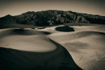 The one of a kind Mesquite sand dunes