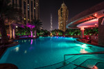 The Shangri La Hotel in Dubai