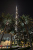 The Burj Khalifa  -  tallest building in the world