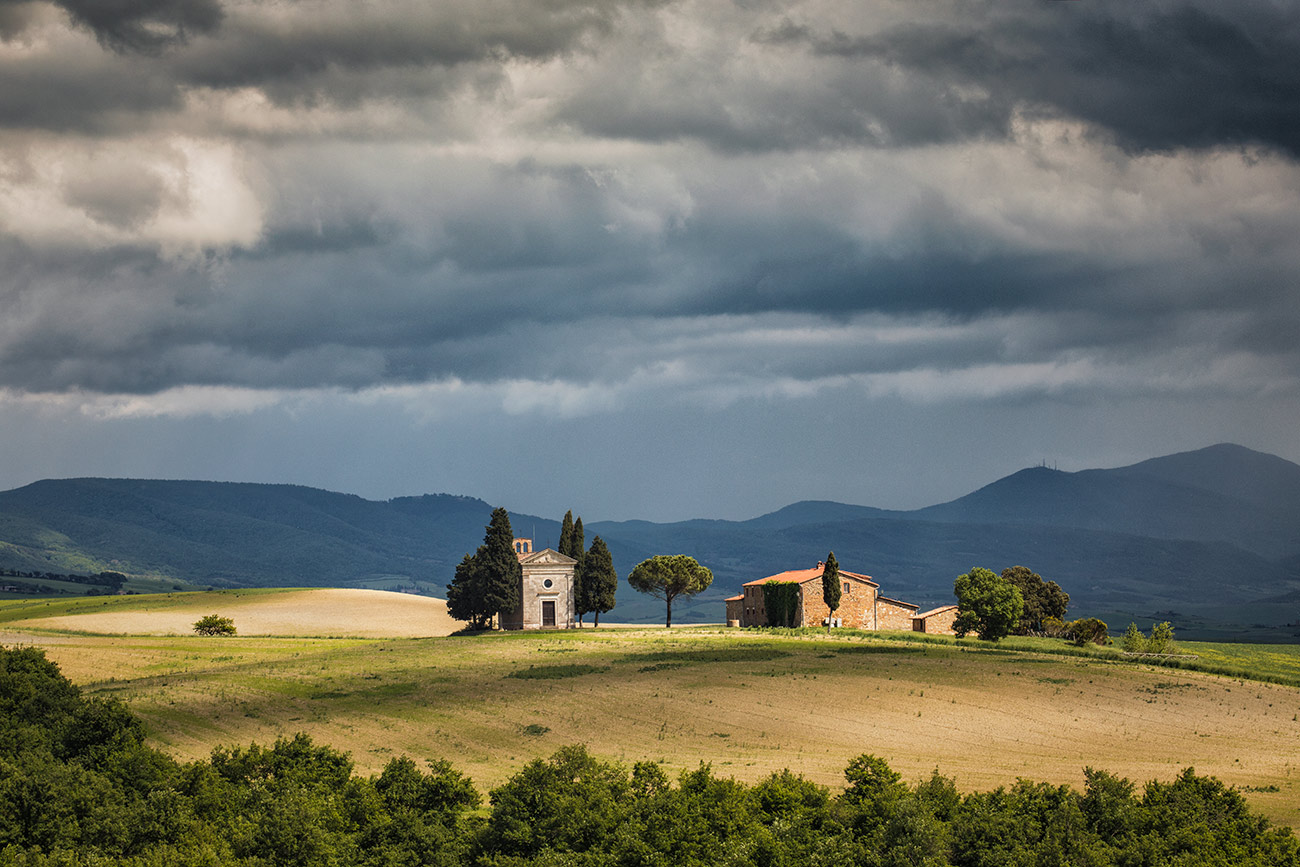 ViaLeta Chapel in Tuscany
