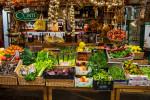 Vegetable market in Florence